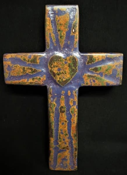 The Heart Of The Cross  Art   Sacred Structures