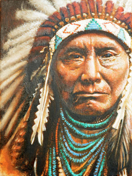 Chief Joseph Art | jamesloveless