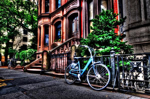 Brownstone 14 Photography Art   mikelindwasserphotography