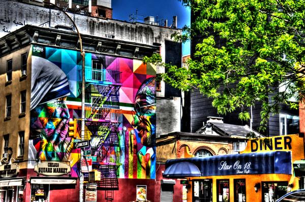 Street Art 80 Photography Art | mikelindwasserphotography