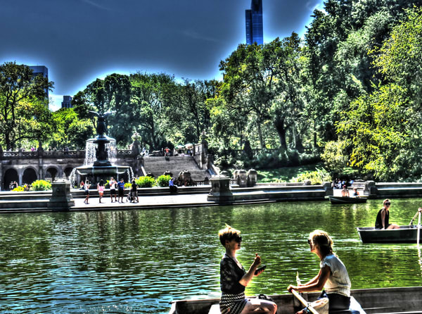 Central Park 12 Photography Art   mikelindwasserphotography