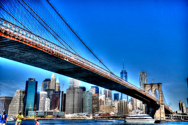 Bridge 11 Photography Art | mikelindwasserphotography