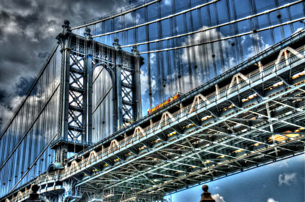 Bridge 12 Photography Art | mikelindwasserphotography