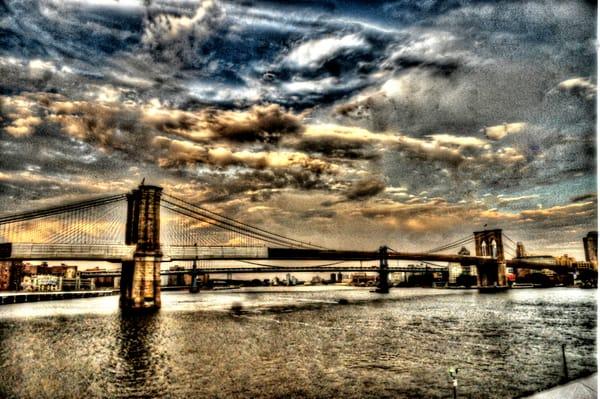 Bridge 7 Photography Art | mikelindwasserphotography