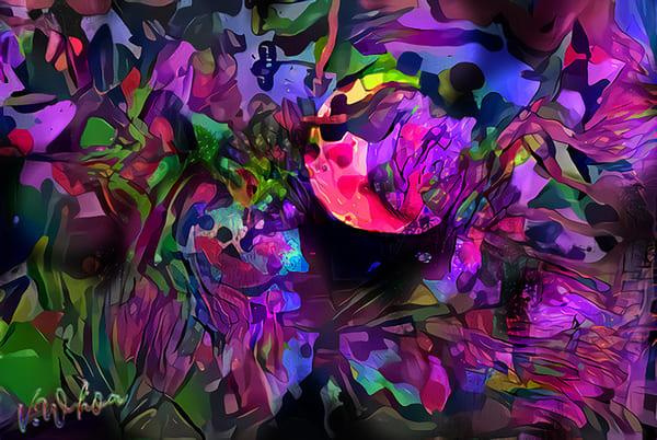 Jelly M Oon Art | DustInfinity
