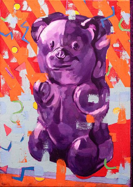 Gummy Bear Confetti  Art | Matt Pierson Artworks