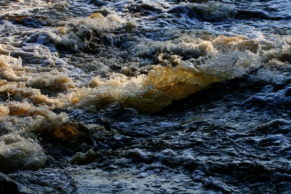 Rough Water Art | DocSaundersPhotography