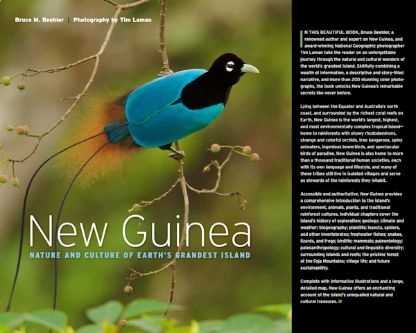 New Guinea: Nature And Culture Of Earth's Grandest Island | Tim Laman