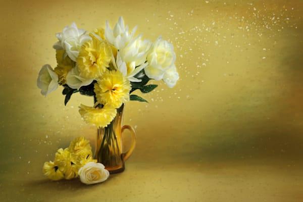Belle's Bouquet Photography Art | An Artist's View Photography