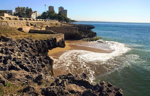 Santo Domingo Harbor Art | DocSaundersPhotography