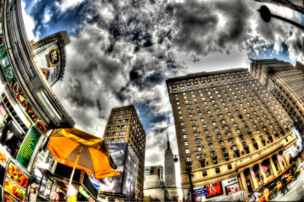 Times Square 11 Photography Art | mikelindwasserphotography