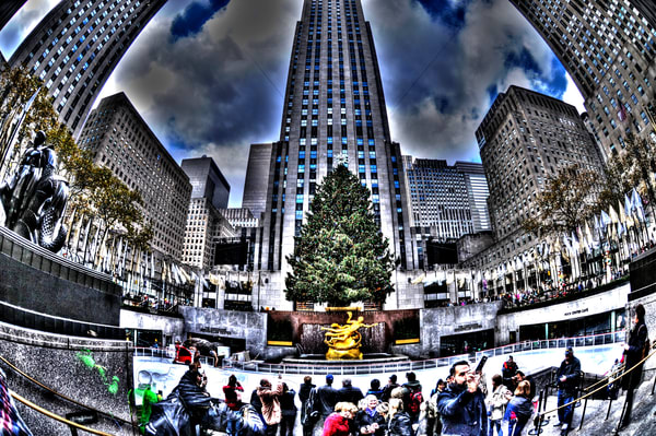 Times Square 25 Photography Art | mikelindwasserphotography