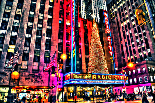 Times Square 40 Photography Art | mikelindwasserphotography