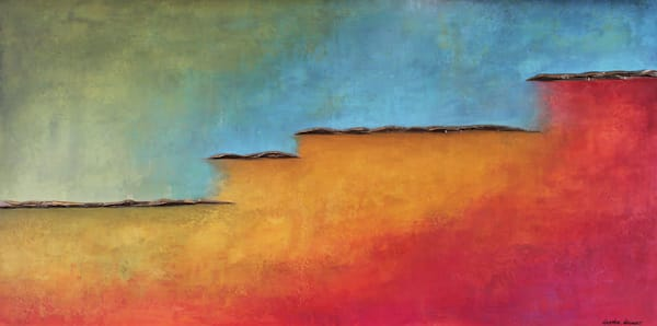 Keep Persisting - original painting