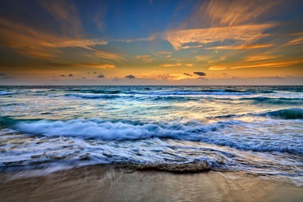 Sunrise on South Beach III | Shop Photography by Rick Berk