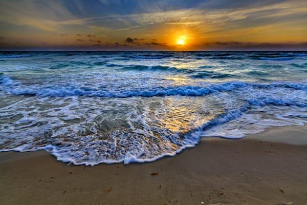 Sunrise on South Beach II | Shop Photography by Rick Berk