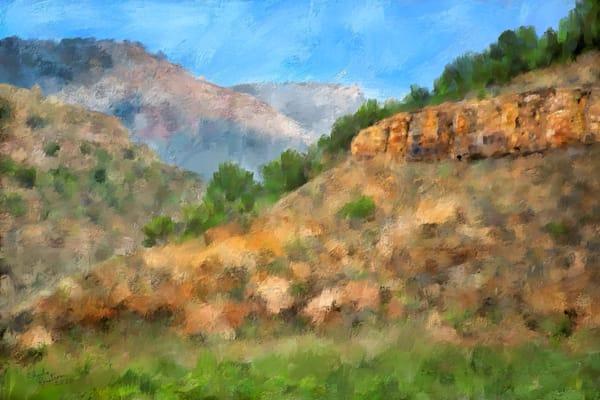 Colorado Landscape Art | chuckrenstrom.com