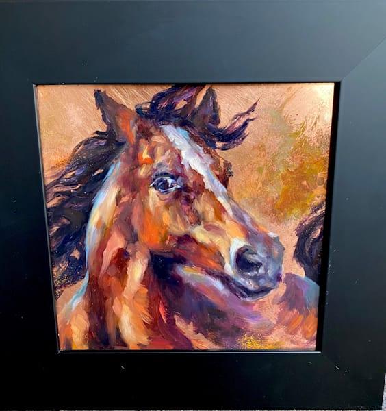 Impulse   Copper State Series Art | Ans Taylor Art