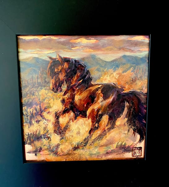 Toccata   Copper State Series Art | Ans Taylor Art