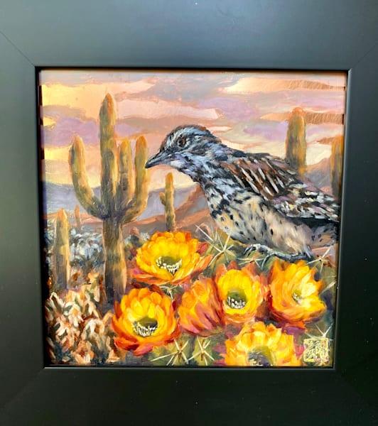 Bloom In The Desert Art | Ans Taylor Art
