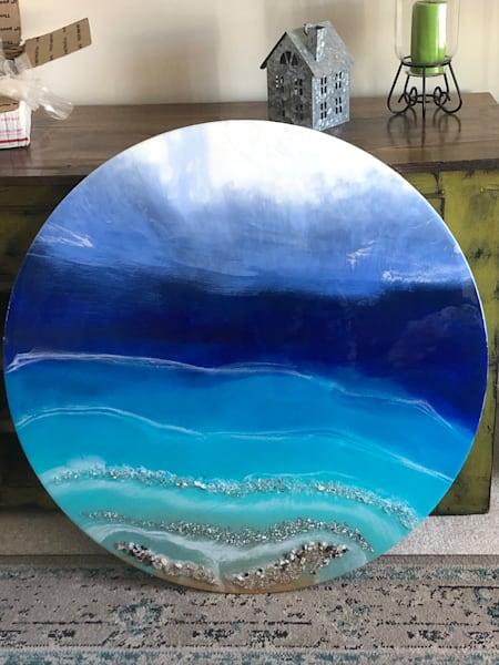 Beach Art Art | mendedheartglass