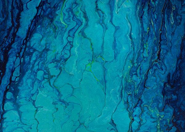 Water & Ice Segment 1 Art | Paula Rae Studio