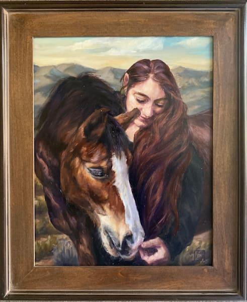 Quiet Moment Art | Ans Taylor Art