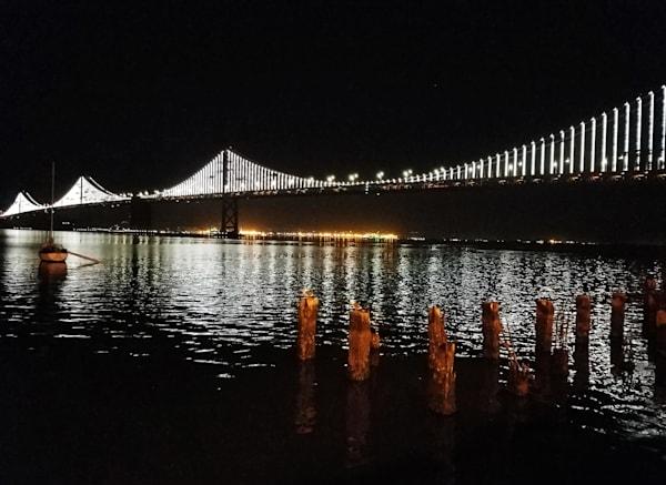 The San Francisco Oakland Bay Bridge Photography Art | David Louis Klein