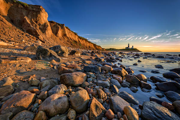 Montauk Cliffs at Sunrise | Shop Photography by Rick Berk