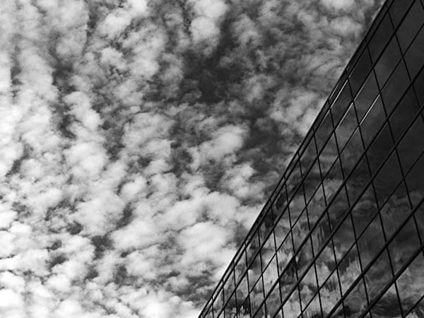 San Francisco Cloudy Sky Photography Art | David Louis Klein