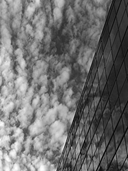 San Francisco Cloudy Sky 2 Photography Art | David Louis Klein