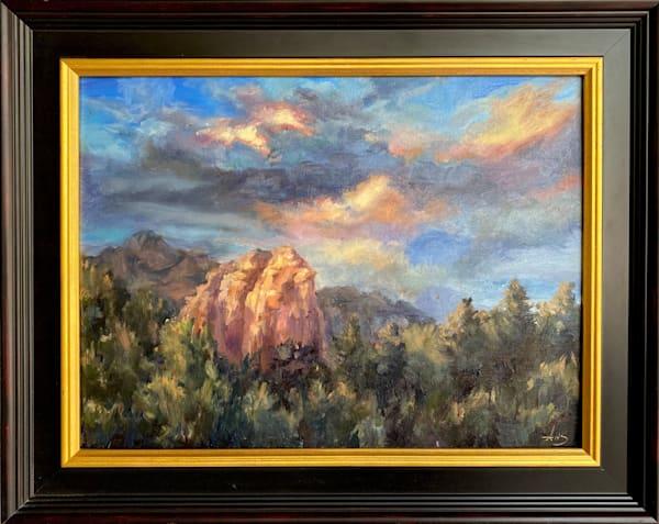 Break In The Clouds Art | Ans Taylor Art