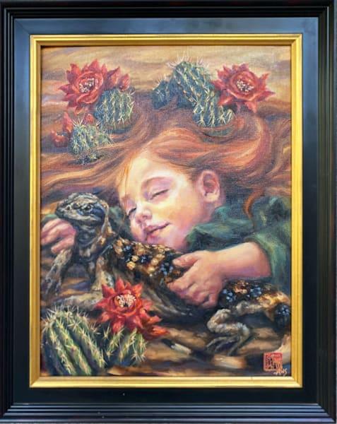 Napping Princess Art | Ans Taylor Art