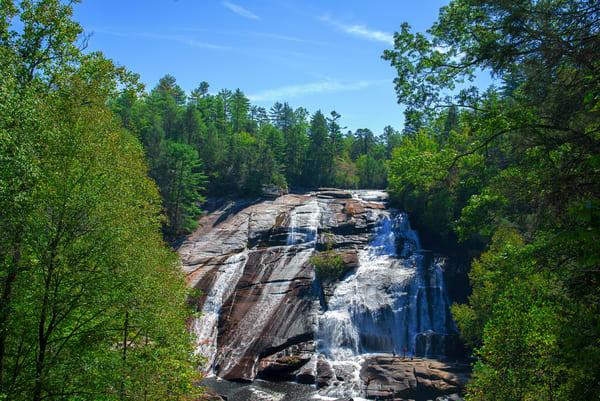 High Falls at Dupont State Park
