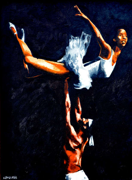Harlem Dancers Art | jamesloveless
