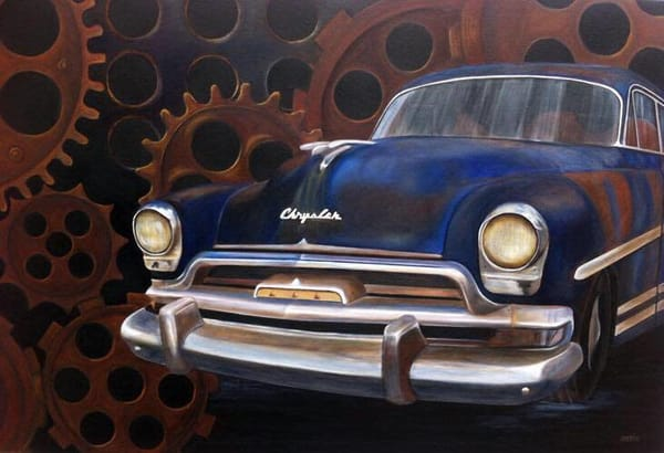 Chrysler Art | Ralwins Art Gallery