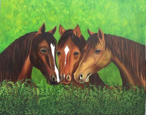 Los Amigos Art | Ralwins Art Gallery