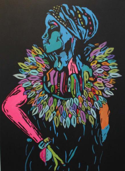 Africa Sin Piedad Art | Ralwins Art Gallery