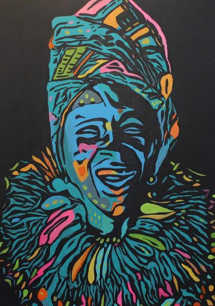 Africa De Fiesta Art | Ralwins Art Gallery
