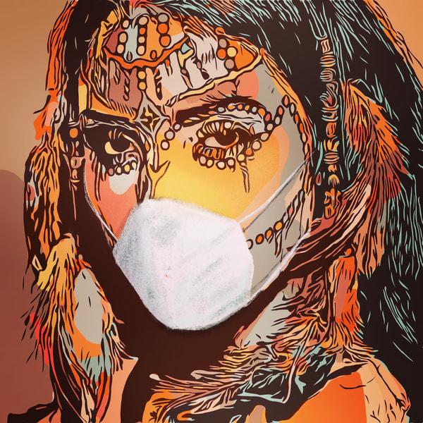 Corona Tribus Art | Ralwins Art Gallery