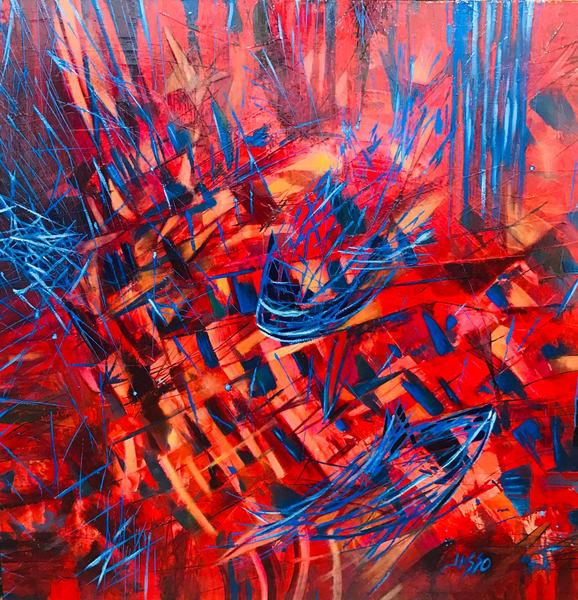 Profundidades Ii Art | Ralwins