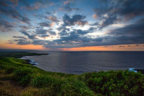Mohar, sunrise, Hawaii