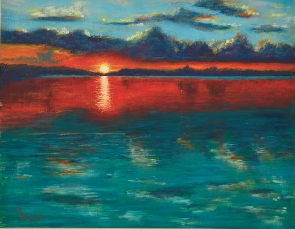 Maui Sunset Art | Mark Grasso Fine Art