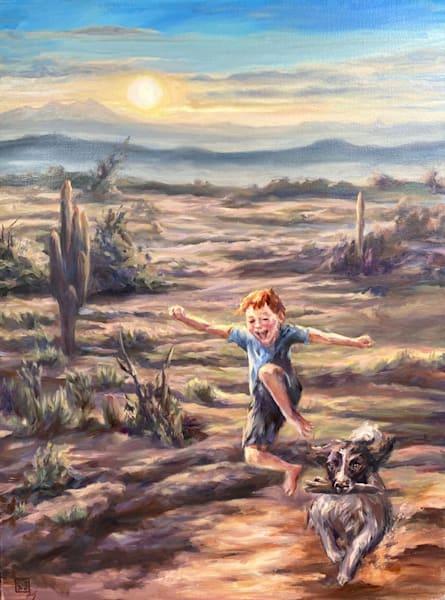 Foothills Patrol Art | Ans Taylor Art