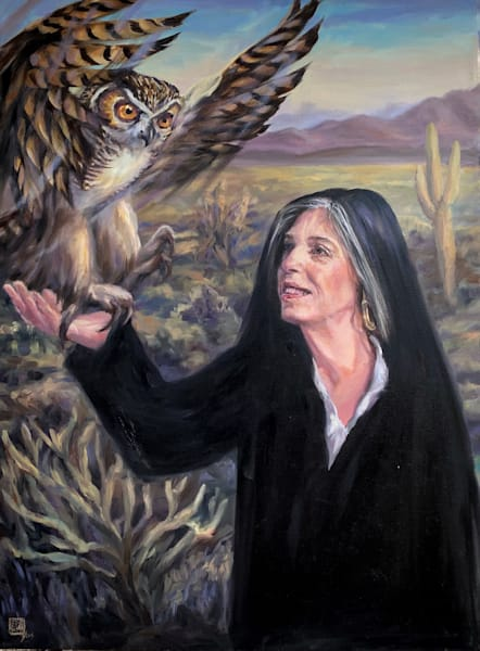 The Mystic Hour  Art | Ans Taylor Art