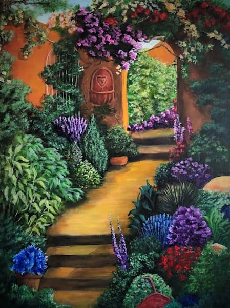 Hidden Garden Art | House of Fey Art