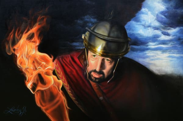 The Centurion Art | jamesloveless