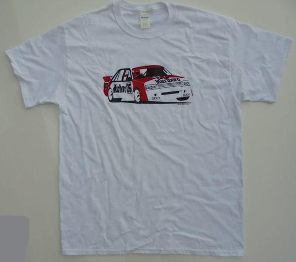 Peter Brock Commodore T Shirt | Kieran Roberts Art