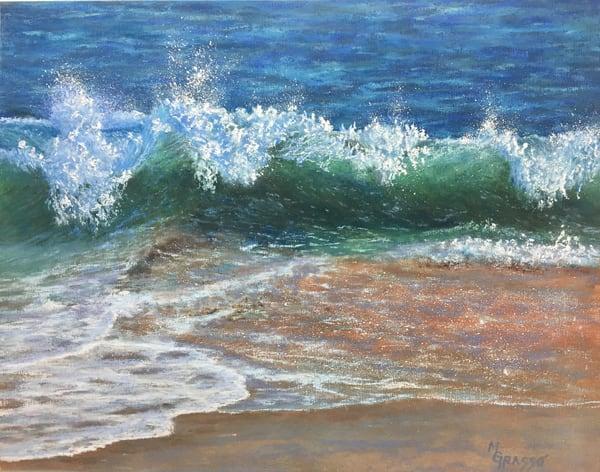 Surf And Sand Art | Mark Grasso Fine Art