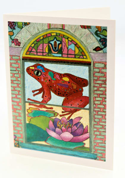Fine Art Note Card with Envelope #2
